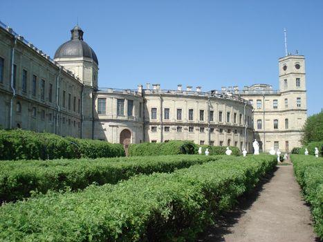 Photo free Gatchina Palace, Saint Petersburg