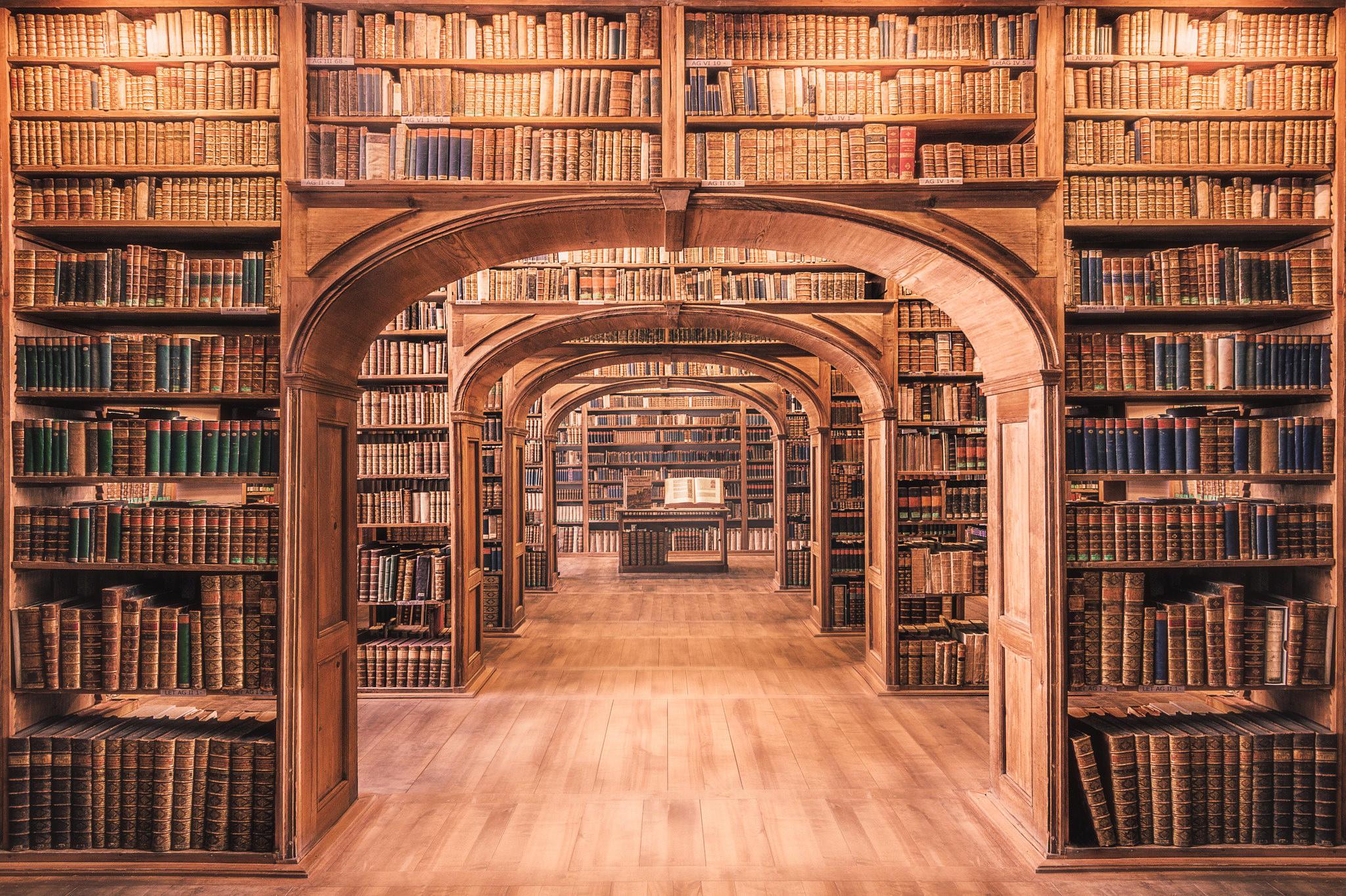 Обои Гёрлиц, Германия, Oberlausitz, библиотека