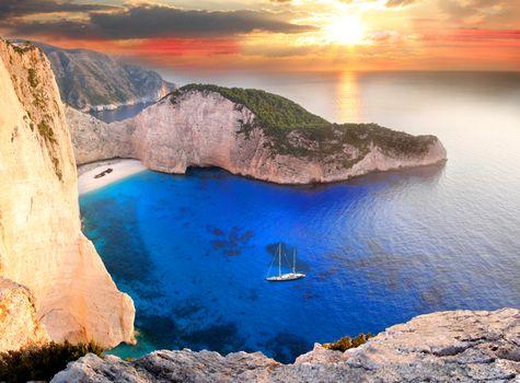 Фото бесплатно Греция, море, бухта