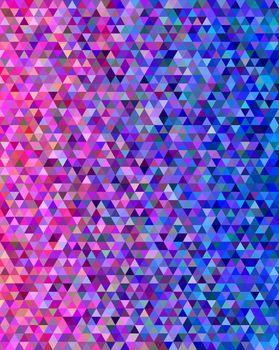 Фото бесплатно красочные треугольники, градиент, мозаика