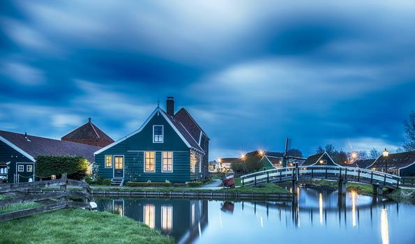Photo free Netherlands, Alkmaar, house