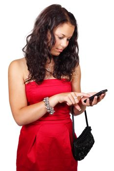 Photo free mobile, girl, woman
