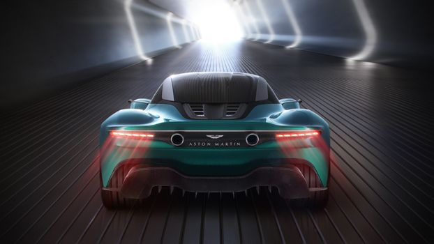 Photo free Aston Martin, cars, 2019 cars