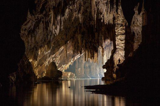 Фото бесплатно формирование, пещера, морская пещера