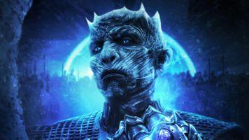 Фото бесплатно Ночи Король, Игра престолов 8 сезон, сериал