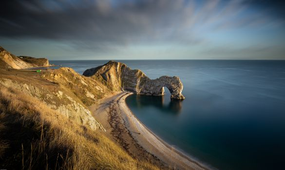 Фото бесплатно природа, Англия, арка