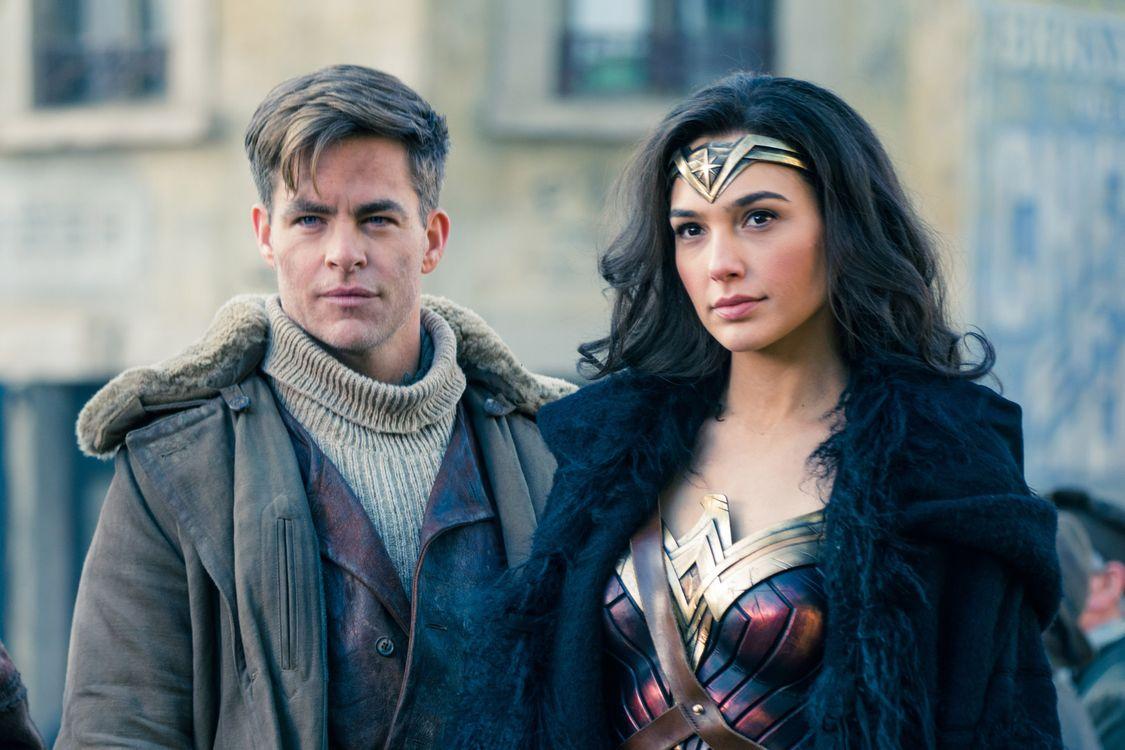 Фото бесплатно Wonder Woman, кино, Gal Gadot - на рабочий стол