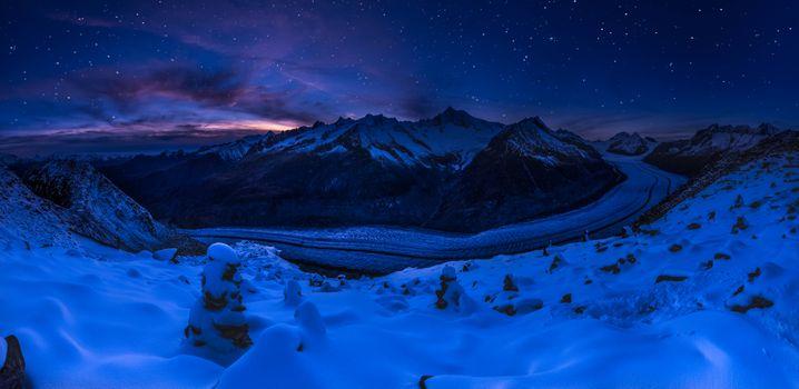 Фото бесплатно Швейцария, Альпы, Бернские Альпы