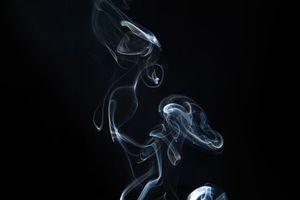 Бесплатные фото дым,саван,темный фон,smoke,shroud,dark background