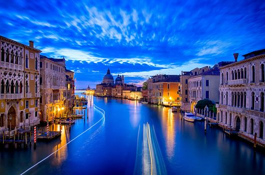 Фото бесплатно Венеция, Venice, Италия, Гранд-канал