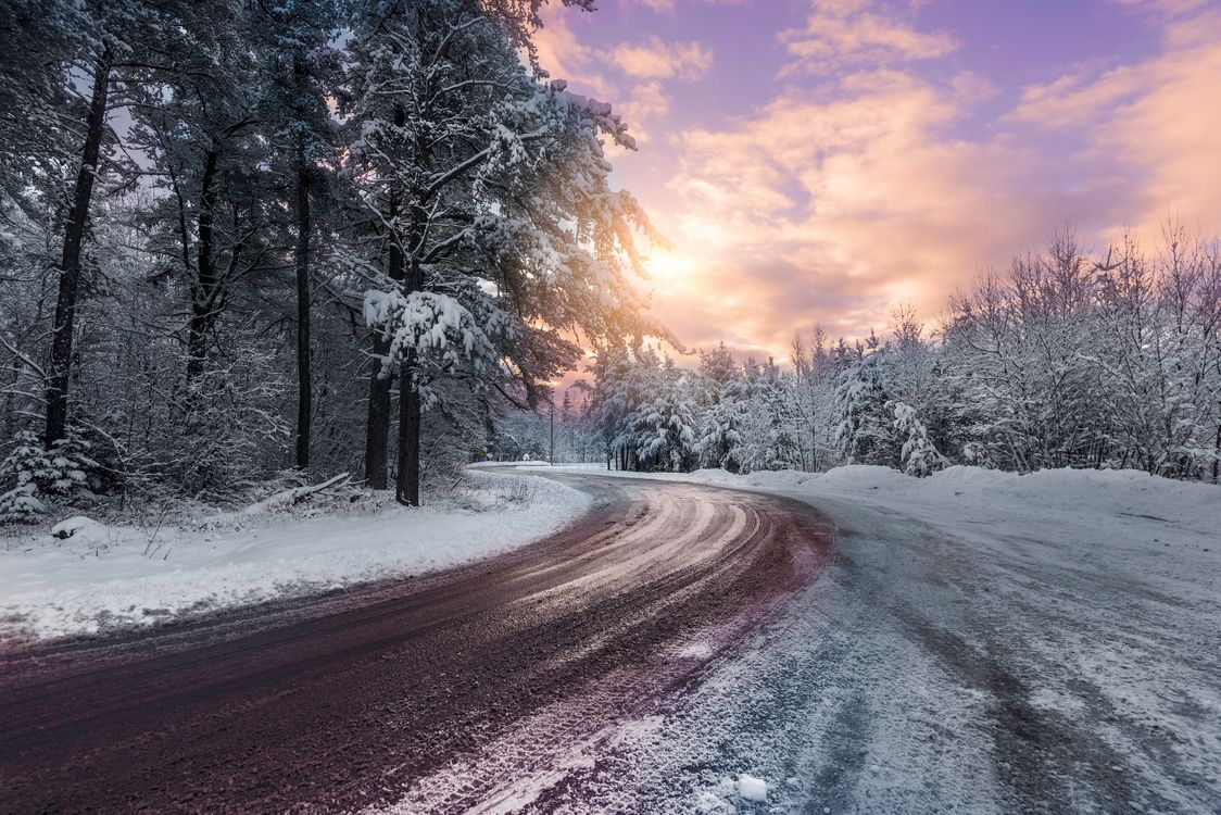 зимние картинки на телефон фото