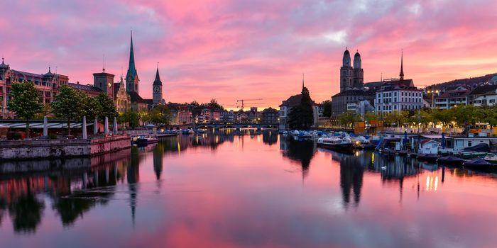 Photo free cities, zurich, Switzerland