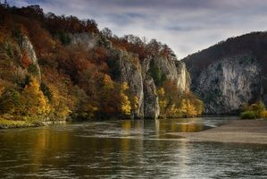 Фото бесплатно Дунайский прорыв, Кельхайм Bavaria, Кельхайм
