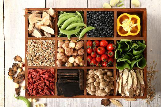 Photo free food, vegetables, produce