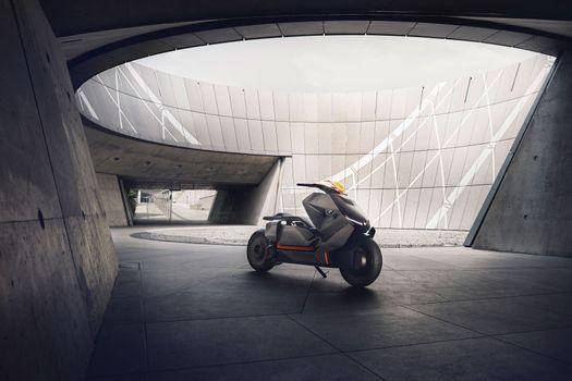Фото бесплатно BMW, мотоциклы, концептуальные мотоциклы