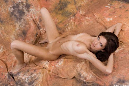 Фото бесплатно модель, обнаженная девушка, Паола