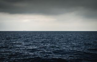 Photo free sea, horizon, waves