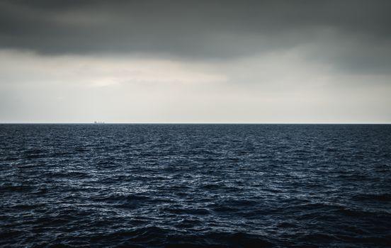 Фото бесплатно море, горизонт, волны