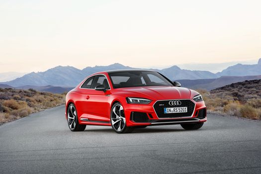Photo free Audi, view from front, Audi Rs5