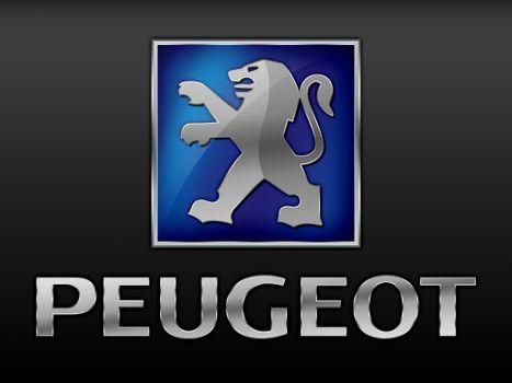 Photo free logo, graphic design, Peugeot