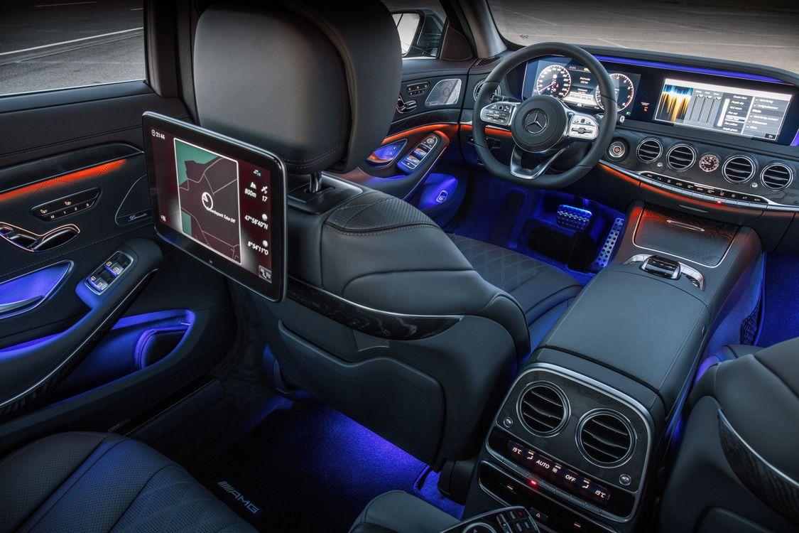 Фото бесплатно Mercedes-Benz S 500, машина, автомобиль, машины