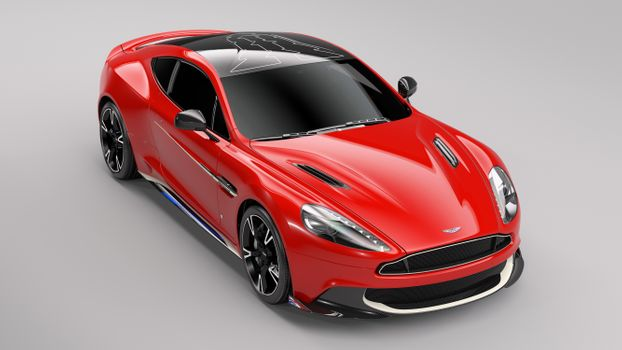 Photo free Aston Martin, cars, 2017 cars