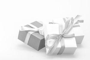 Фото бесплатно подарок, украшение, коробка
