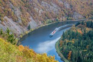 Фото бесплатно Саар, Сааршляйфе, Германия