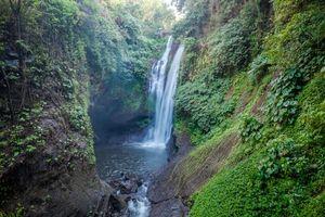 Заставки Aling-Aling Waterfall, Sambangan, Buleleng