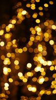 Фото бесплатно круги, свет, золотые