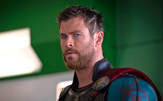 Фото бесплатно Thor Ragnarok, Thor, 2017 Movies