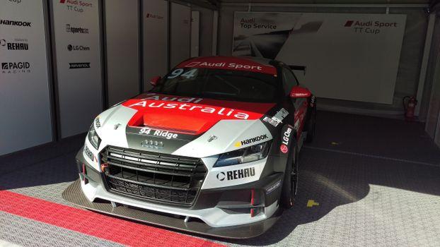 Фото бесплатно Audi TT, ралли, спорт