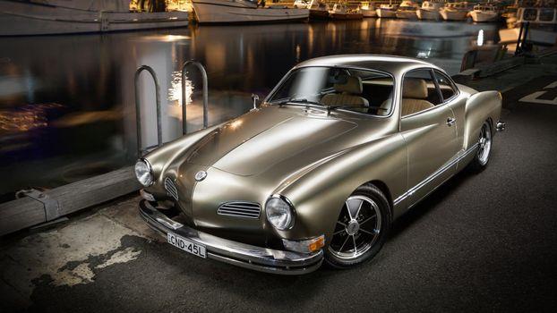 Photo free Volkswagen, cars, vintage