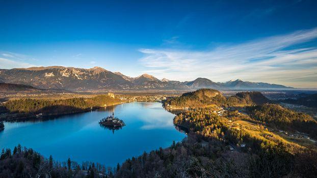 Фото бесплатно Lake Bled, Озеро Блед, Словения