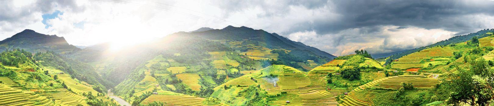 Бесплатные фото панорама,природа,Растительность,Горная станция,Монтировать декорации,естественный запас,Туристическая достопримечательность,гора,Терраса,Джунгли,пейзаж,небо
