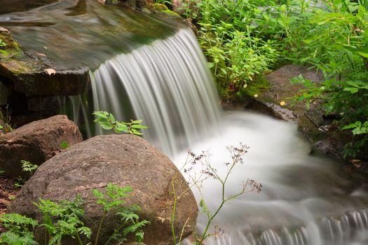Фото бесплатно поток, ручей, рок