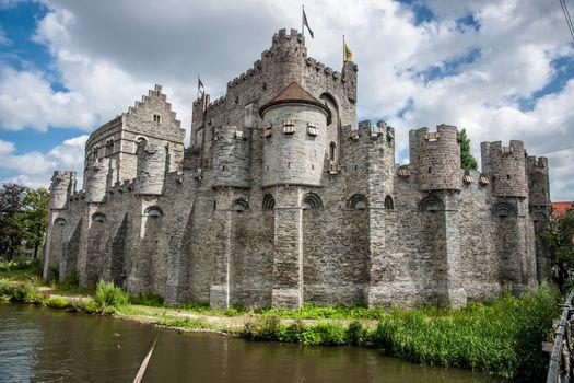 Фото бесплатно города, Бельгия, замок