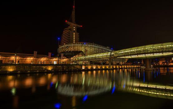 Фото бесплатно города, Германия, мосты