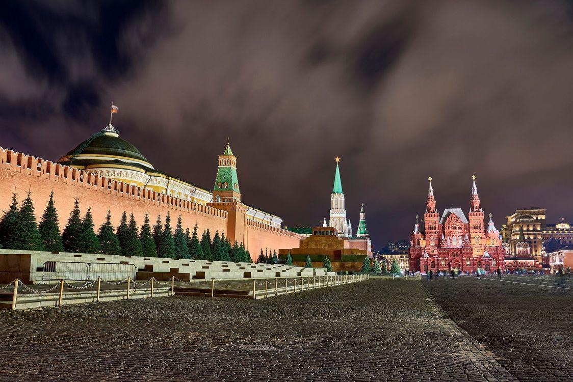 Фото бесплатно Кремль, Москва, Россия - на рабочий стол