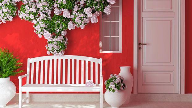 Photo free shop, flowers, vases