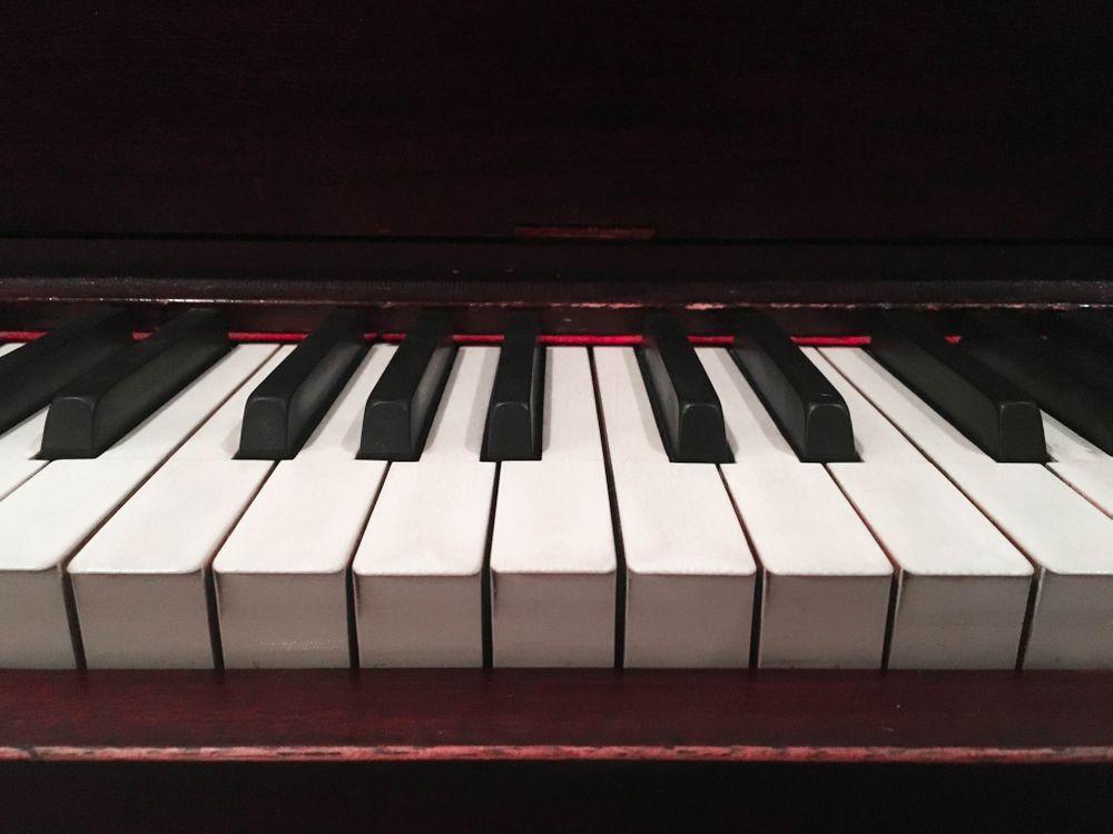 Фото бесплатно фортепиано, клавиши, музыкальный инструмент - на рабочий стол