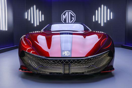 Photo free Concept Cars, mg, 2021 cars
