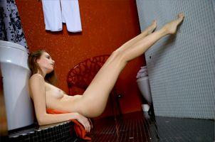Фото бесплатно синицы, ванная комната, модель