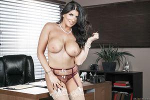 Бесплатные фото Romi Rain, модель, красотка, голая, голая девушка, обнаженная девушка, позы