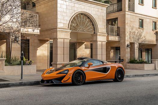Photo free orange, colors, metallic