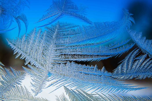 Заставки мороз на стекле, замороженное стекло, узоры