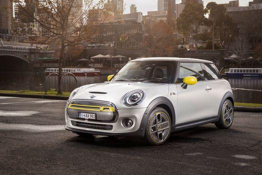 Photo free Mini Cooper, cars, cars 2020 year