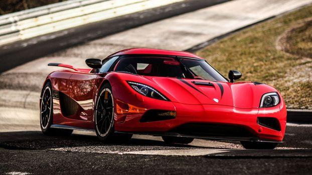 Photo free car, Koenigsegg, Agera R
