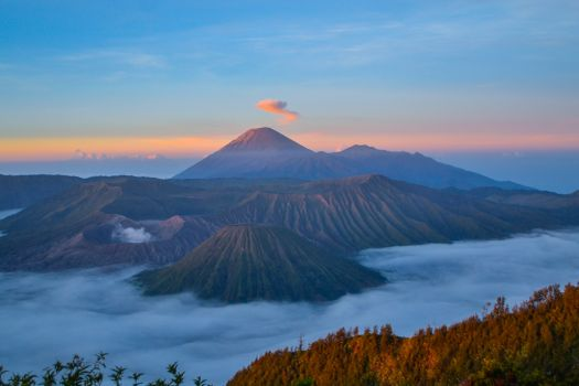 Photo free volcano, nature, Mount Bromo