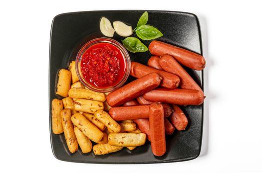 Photo free food, french fries, allium sativum